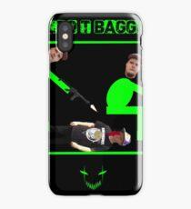 Bilbo T baggins shirt iPhone Case/Skin
