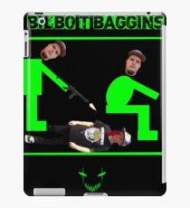 Bilbo T baggins shirt iPad Case/Skin