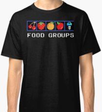 Food Groups Classic T-Shirt