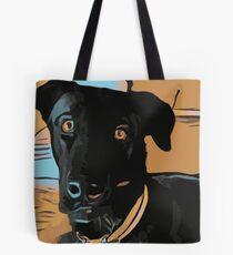 Max the dog Tote Bag