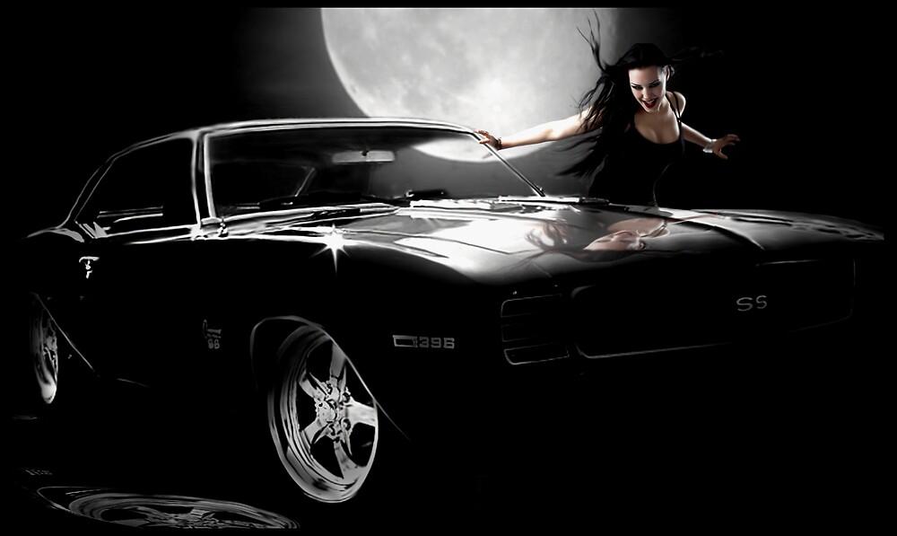 Camaro SS by Cliff Vestergaard
