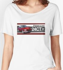 Panhard 24CT Illustrated Mug Women's Relaxed Fit T-Shirt