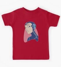 Space Girl Astronaut Warrior Kids Clothes