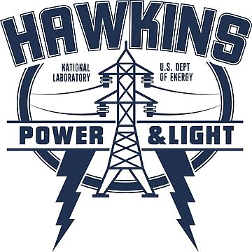 Hawkins Power and Light by Mindspark1