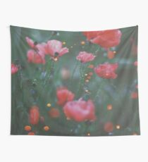 Faery Lanterns Wall Tapestry