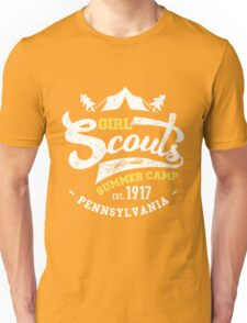 Girl Scouts Summer Camp Unisex T-Shirt