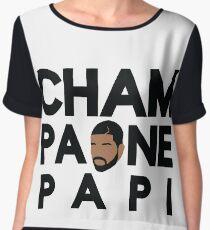 Champagne Papi - Drake Women's Chiffon Top
