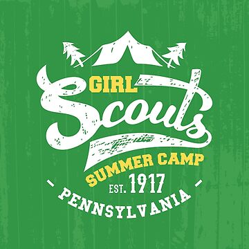 Girl Scouts Summer Camp by PaulLesser