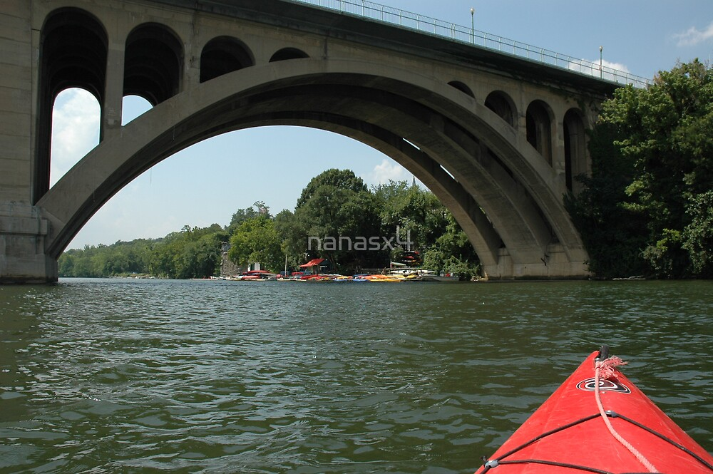 Under the  Bridge by nanasx4