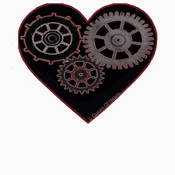 clockwork heart large by findpixie