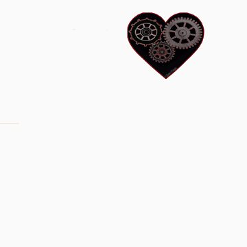 clockwork heart by findpixie