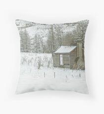 Enduring Throw Pillow