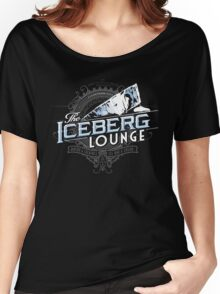 The Iceberg Lounge Women's Relaxed Fit T-Shirt
