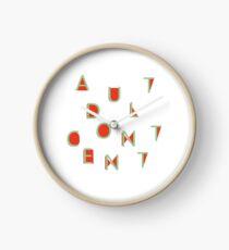 Adult content Clock