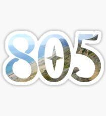 Thornhill 805 Sticker