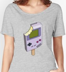 Game Boy Ice Cream Women's Relaxed Fit T-Shirt