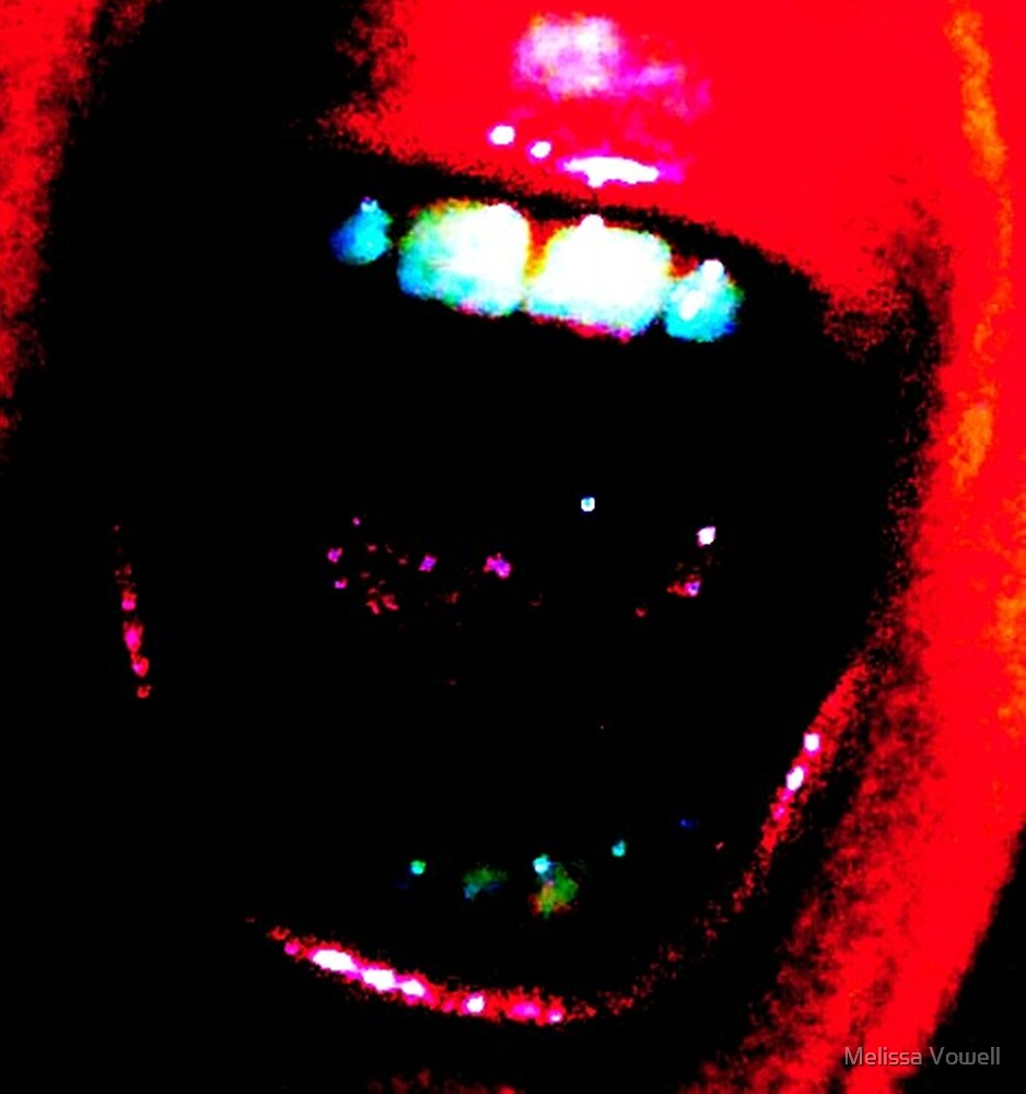 Mouth Off by Melissa Vowell