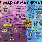The Map of Mathematics by DominicWalliman