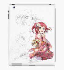 Ruby Kurosawa iPad Case/Skin