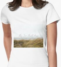 Gale Song Womens Fitted T-Shirt
