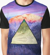 Hipster Triangle  Graphic T-Shirt