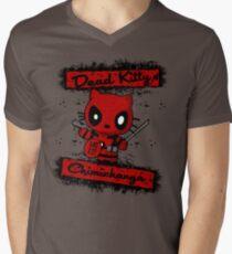Dead Kitty Men's V-Neck T-Shirt