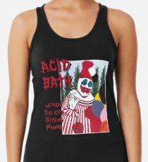 18232b6d1a8 Acid Bath - When the Kite String Pops Racerback Tank Top