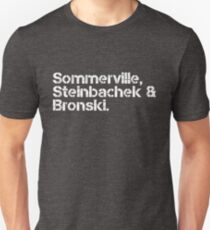 Bronski Beat [line-up] T-Shirt