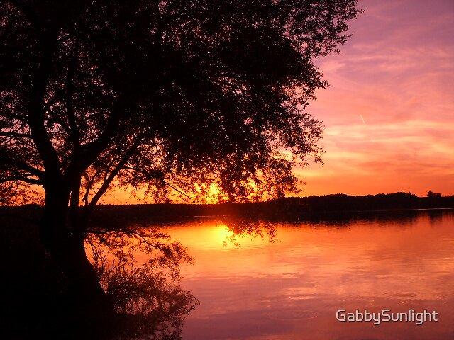 Evening  Expression by GabbySunlight