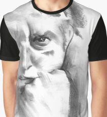 Making marks and coercing emotions v Graphic T-Shirt