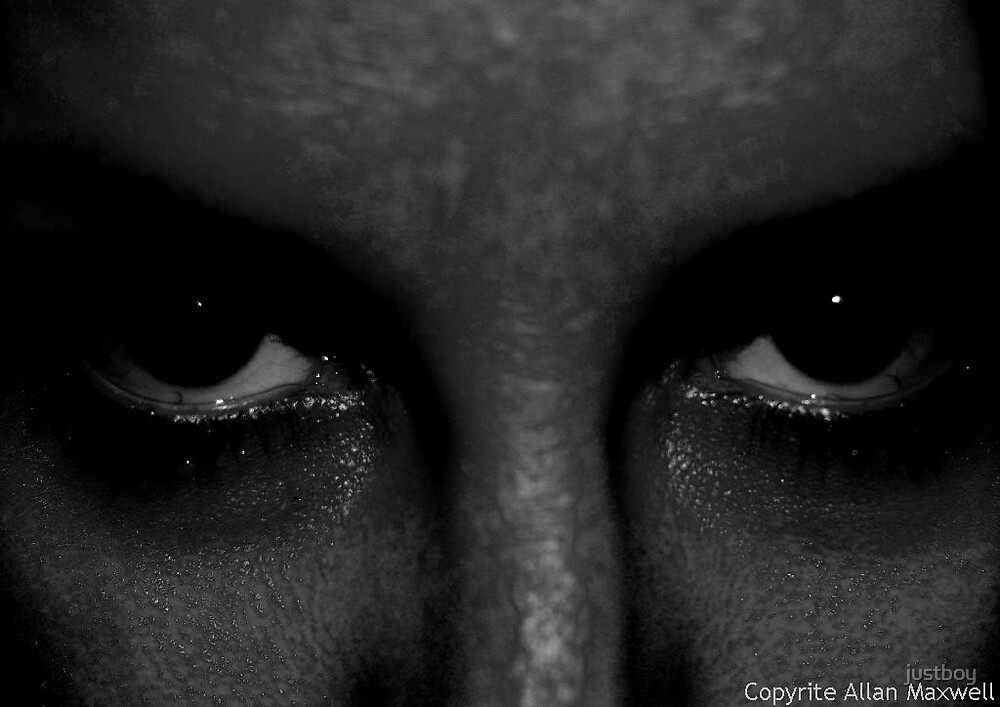 eyes to the soul by justboy