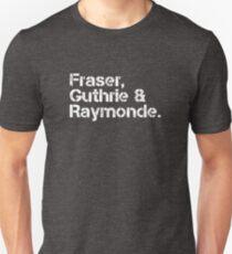 Cocteau Twins [line-up] Unisex T-Shirt