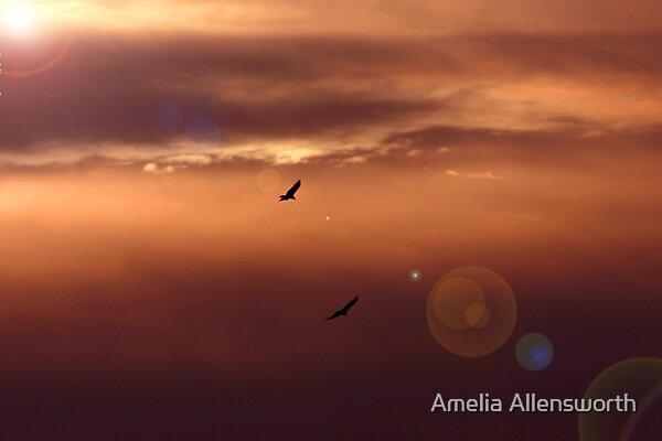 Freedom by Amelia Allensworth