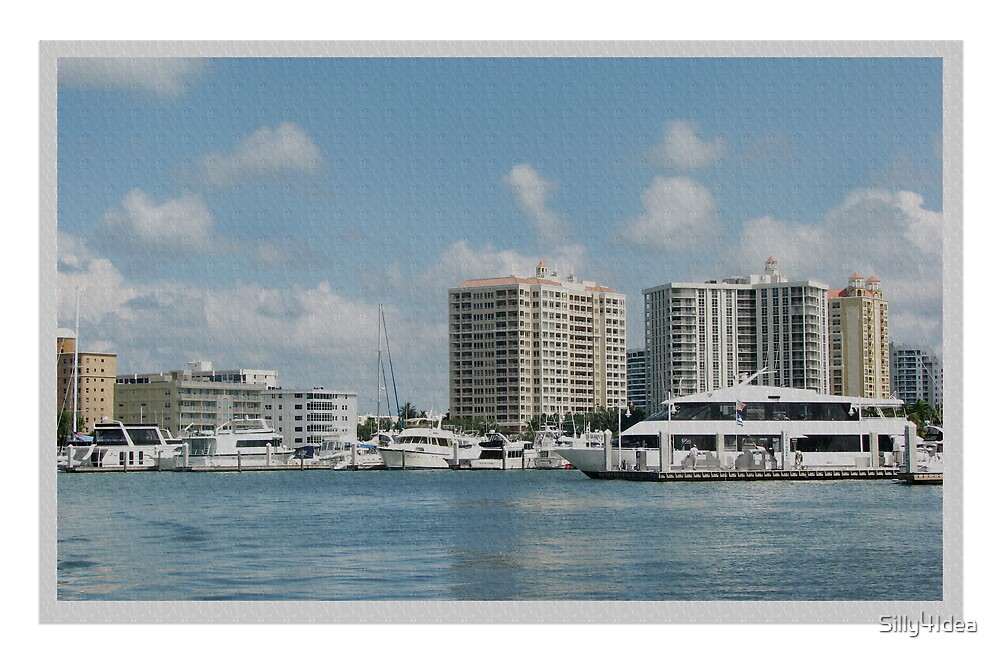 Sarasota and her Island 3 by Silly4Idea