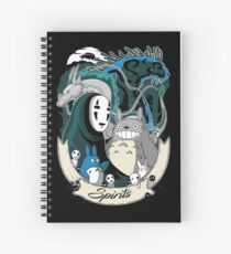 Spirits Spiral Notebook