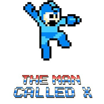 The Man Called X by Backstage97