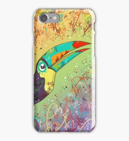 Toucan Can Do it! iPhone Case/Skin