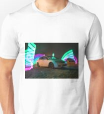 Honda Civic Pixel Stick Lines T-Shirt
