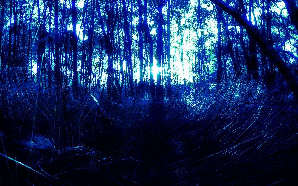 Occult Blue by Elias