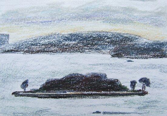 Clarke Island 8 by John Douglas