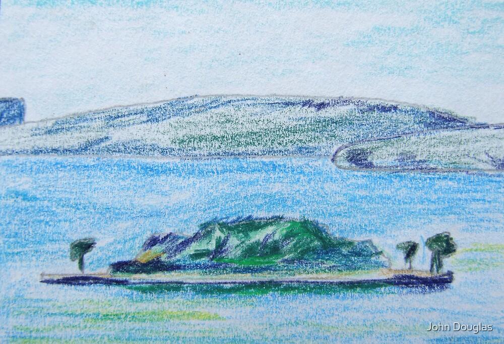 Clarke Island 1 by John Douglas