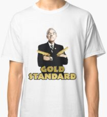 Ron Paul Gold Standard Classic T-Shirt