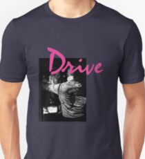 Drive -- Ryan Gosling & Nicolas Winding Refn Cult movie T-Shirt