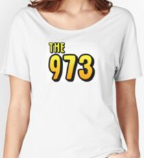 The 973 (yellow) Women's Relaxed Fit T-Shirt