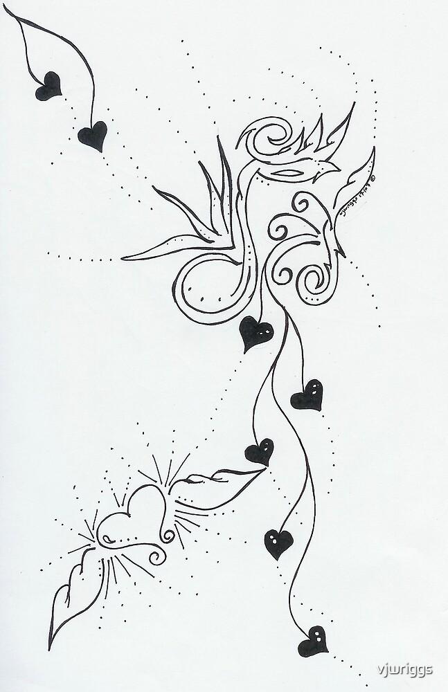 Love Hangs by vjwriggs