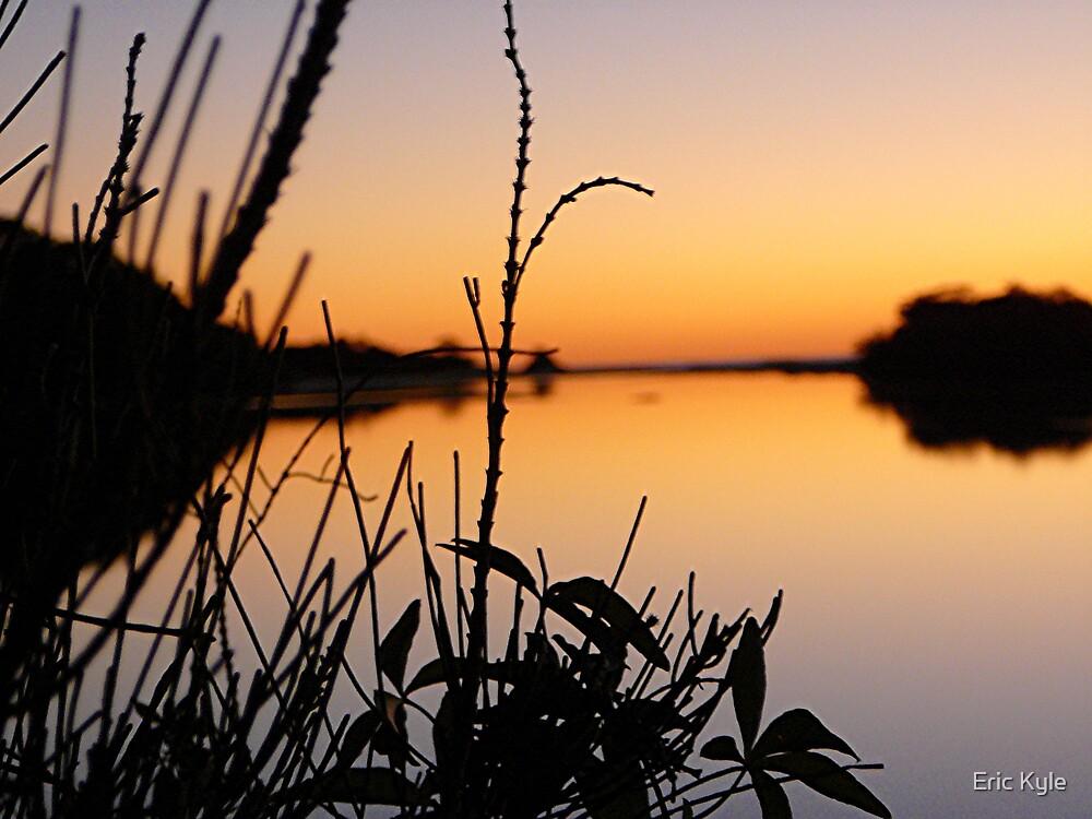 Sunrise at Valla Beach by Eric Kyle