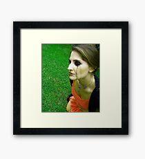 See me - See me, deeply (Vedimi - Vedi me, veramente) IV Framed Print