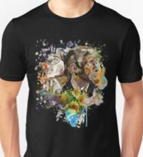 Ephemera III: The Detective and the Blogger T-Shirt