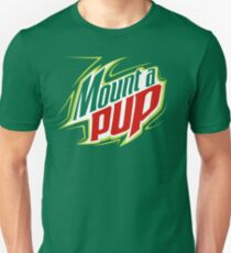 Mount A Pup. T-Shirt