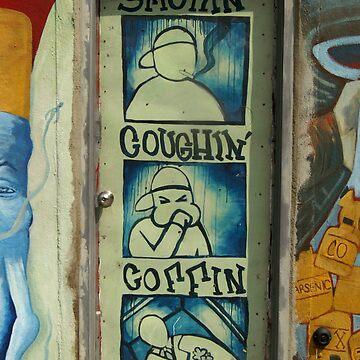 P.S.A Graffiti by time